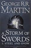 A Storm of Swords : Steel and Snow (Part - 1) price comparison at Flipkart, Amazon, Crossword, Uread, Bookadda, Landmark, Homeshop18