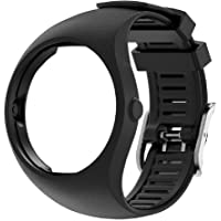 EATAN M200 Bracelet de rechange en silicone pour montre connectée Polar M200 4 Pro