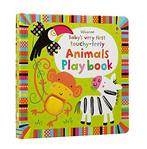 Baby's Very First Touchy-feely Animals Play Book par Fiona Watt