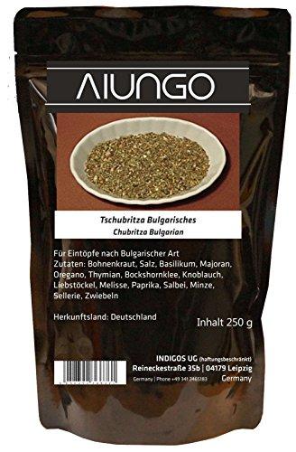 Viungo® Goldline - Tschubritza Bulgarisches - 250g -