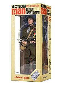 "Action Man AM716 ""50th Anniversary British Infantryman"" Figure"