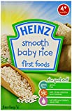 Best Baby Rice - Heinz Smooth Baby Rice First Foods 4 Months Review
