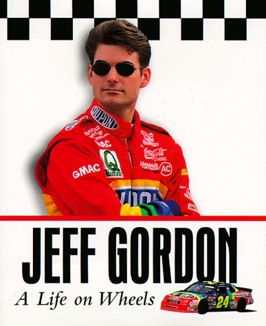 Jeff Gordon por Mitchell Uscher