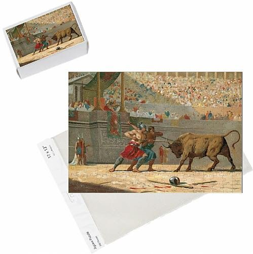 photo-jigsaw-puzzle-of-julius-caesar-watching-a-circus-entertainment
