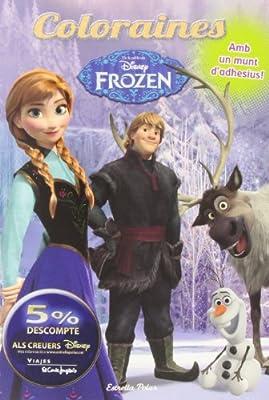Frozen. Coloraines (DISNEY) por Estrella Polar