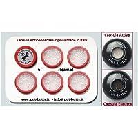 Spegnisigaro per Toscano Put - Butts Spegnigaro Made in Italy. DAL PRODUTTORE Confezione 6 Capsule Anticondensa…