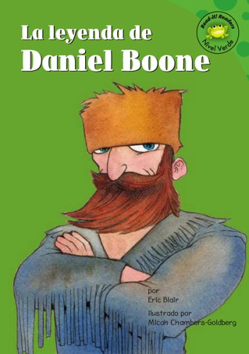 La Leyenda De Daniel Boone (Read-It! Readers en Espanol) por Eric Blair