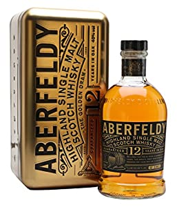 Aberfeldy 12 Year Old / The Golden Dram / 70cl by Aberfeldy