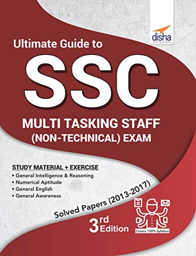 Ultimate Guide to SSC Multi Tasking Staff (Non Technical) Exam
