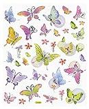 Hobby Design Sticker * Schmetterlinge * 3452-383
