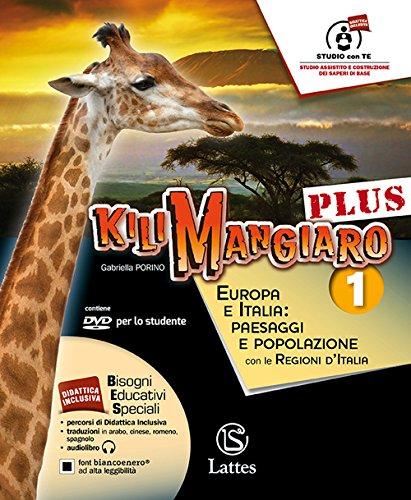 Kilimangiaro plus. Atlante-Tavola-Mi preparo per l'interrogazione. Per la Scuola media. Con DVD-ROM. Con e-book. Con espansione online: 1