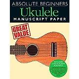 Musique de vente Absolute Beginners-Ukulélé manuscrit papier