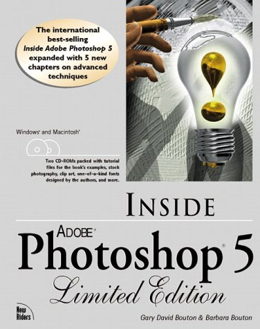 Inside Adobe (R) Photoshop (R) 5, Limited Edition