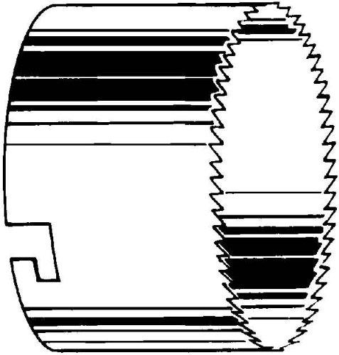KAISER - HOJA SIERRA PARA CORONA PROFUNDIDAD 40 DIAMETRO 68MM