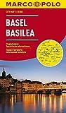 MARCO POLO Cityplan Basel 1:15 000 (MARCO POLO Citypläne)
