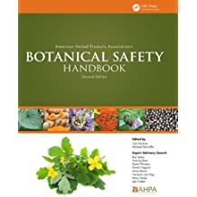 American Herbal Products Association's Botanical Safety Handbook, Second Edition.