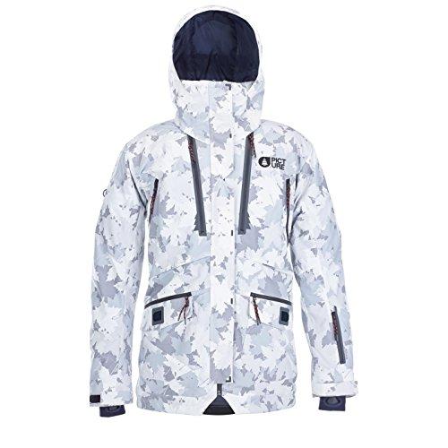 Picture Central Jacket MVT127 Herren-Snowboard Grey/Camo Gr. M