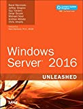 #8: Windows Server 2016 Unleashed (includes Content Update Program)