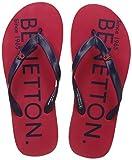#4: United Colors of Benetton Men's Flip-Flops