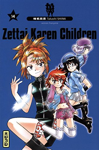 Zettai Karen Children Edition simple Tome 14