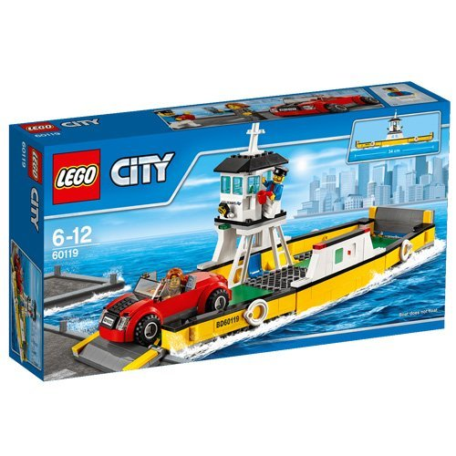 LEGO City - 60119 - Le Ferry by LEGO