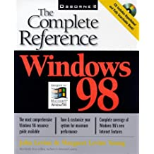 Windows 98, w. CD-ROM: The Complete Reference