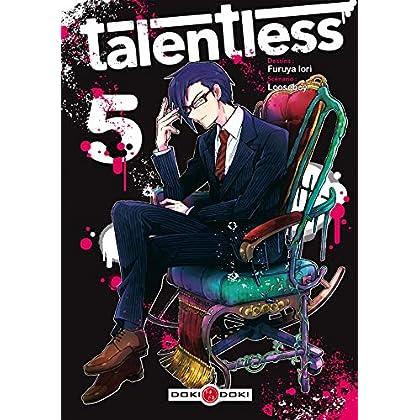 Talentless - Volume 05