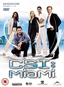 C.S.I: Crime Scene Investigation - Miami - Season 1 Part 1 [DVD] [2002]