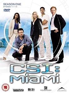 C.S.I: Crime Scene Investigation - Miami - Season 1 Part 1 [DVD] [2002]