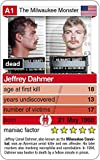 Notorious Serial Killers - A Killer Trumps Card Game!