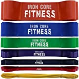 48 HOUR SALE!! Assisted Pull up Bands | Resistance Bands for Strength & Power Training, Crossfit Mobility & Gym work | Stretching, Therapy, Yoga, Distraction, Flexibility & Pullups | Red (9kg-16kg)