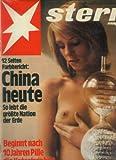 STERN Zeitschrift Illustrierte Magazin Heft-Nr. 25 vom 13. Juni 1971 - 12 Seiten Farbbericht: China heute - So lebt die größte Nation der Erde - Beginnt nach 10 Jahren Pille die Katastrophe? (Verhütung/Verhütungsmittel)