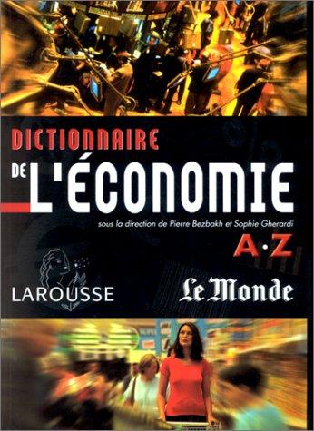 Dictionnaire de l'économie par Collectif (Broché)