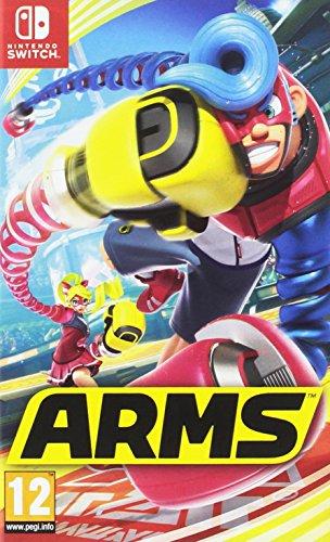 Arms - Nintendo Switch [Edizione: Francia]