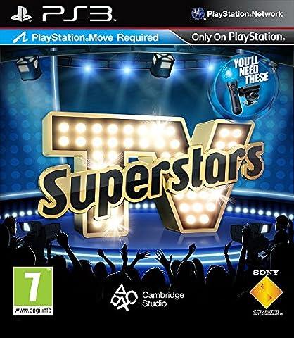 TV SuperStars (jeu PS Move)