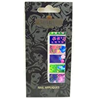 Beautifully Disney Parks Alice in Wonderland Set of 16 Nail Appliques Art Decal Stickers by Disney