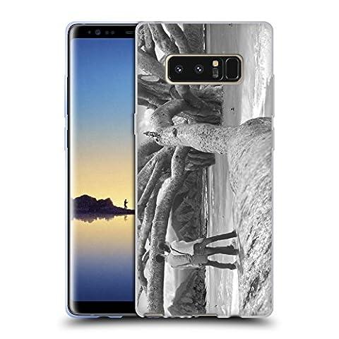 Offizielle Thomas Barbey Nussbaum Liebe Soft Gel Hülle für Samsung Galaxy Note8 / Note 8