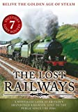 The Lost Railways [DVD] by Peter Fairhead