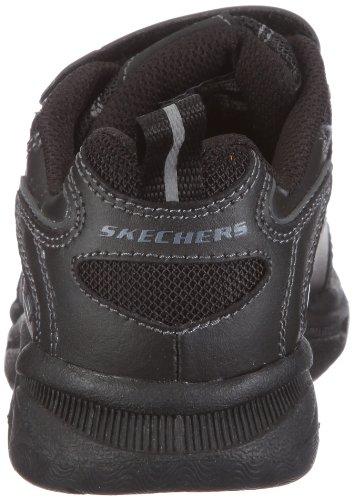 Skechers Frontier Rim 91103L, Baskets mode garçon Noir-TR-G1-149