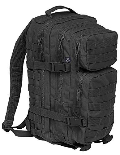 Brandit US Cooper Rucksack large schwarz (Ausrüstung)