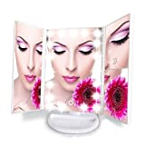 Artifi Lighted Makeup Mirror with 21 LED...