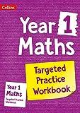 Year 1 Maths Targeted Practice Workbook (Collins KS1 Practice)