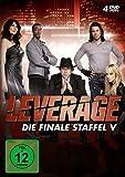 Leverage - Staffel V [4 DVDs]
