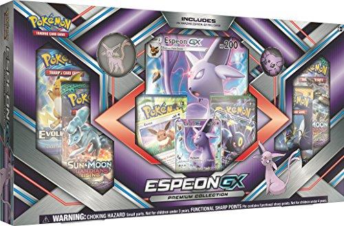 Image of Pokemon TCG Espeon GX OR Umbreon Premium Collection Box - English - One Box Sent At Random