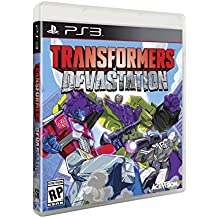 Transformers Devastation - PlayStation 3 by Activision