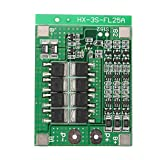 #5: 3S 12V 25A BMS Protection PCB Board Lithium Li-ion 18650 Battery-Best Price-Best Quality-Low Price