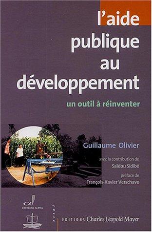 L'aide publique au développement : Un outil à réinventer