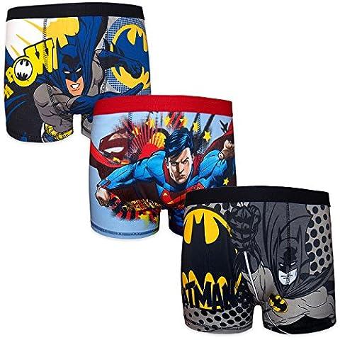 Boxer Batman - DC Comics officiel - Lot de 3