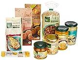 bioZentrale Veggie-Geschenkbox mit 9 Bio-Produkten