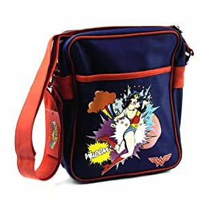 Wonder Woman Whoom Flight Bag